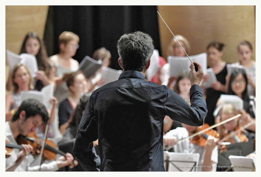 Concert de l'Orchestre et Choeur de l'Académie @Jean-Jacques Schneider