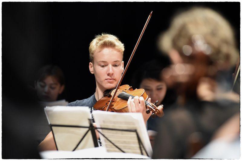 Violon 1 @Jean-Jacques Schneider