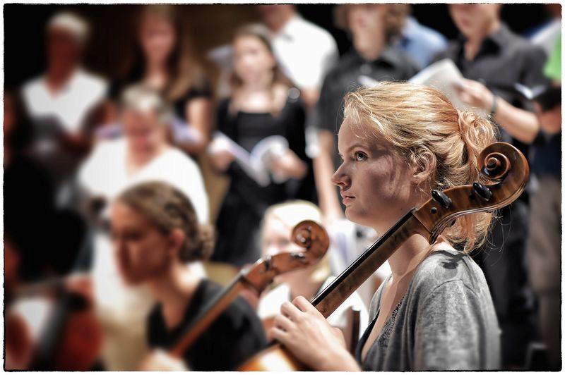 Violoncelle - Orchestre du stage @Jean-Jacques Schneider