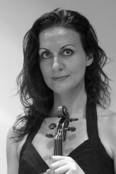 virginie robilliard violon