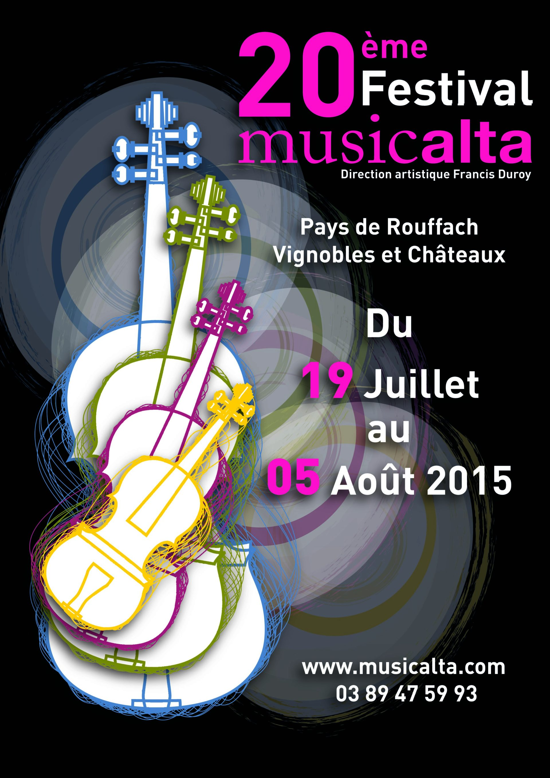 20th Musicalta Festival Program now available online