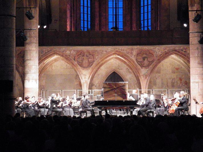 Sergio Marchegianni et Marco Schiavo - Orchestre Philarmonique de Baden Baden - Direction Roman Revueltas