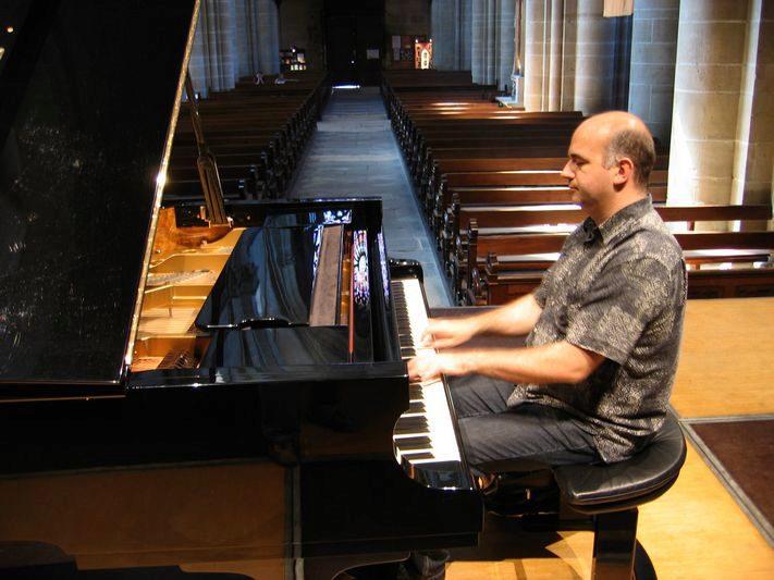 Répétition au piano