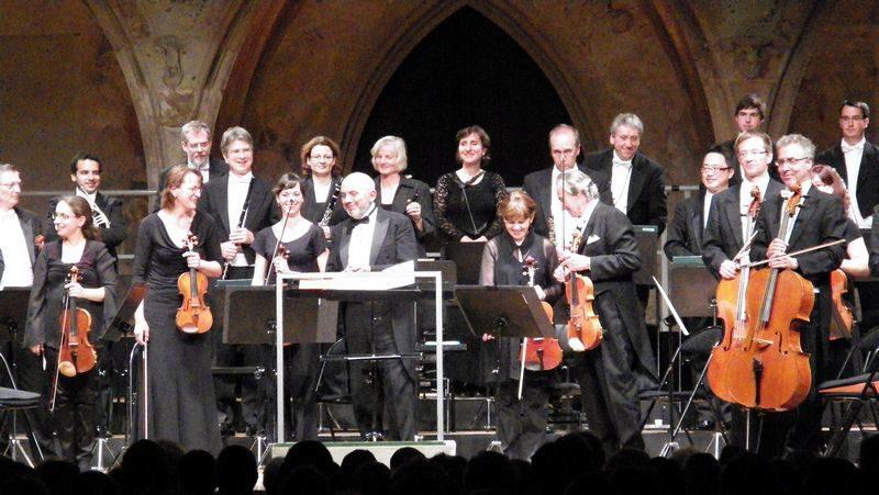 Orchestre Philarmonique de Baden Baden - Direction Roman Revueltas