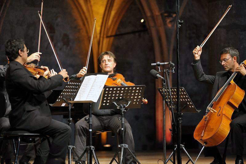Quatuor Archimede