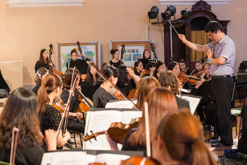 Ewha Symphonic Orchestra - Direction Ki-Sun Sung