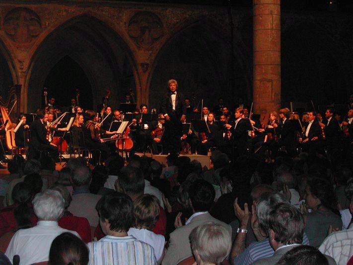 Orchestre Symphonique de San Luis Potosi (Mexique) - Direction : Anatoly Zatin