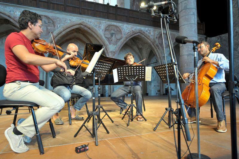 Quatuor à cordes Archimède