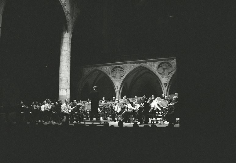 Orchestre Philarmonique de Kiev - Direction German Cacérès