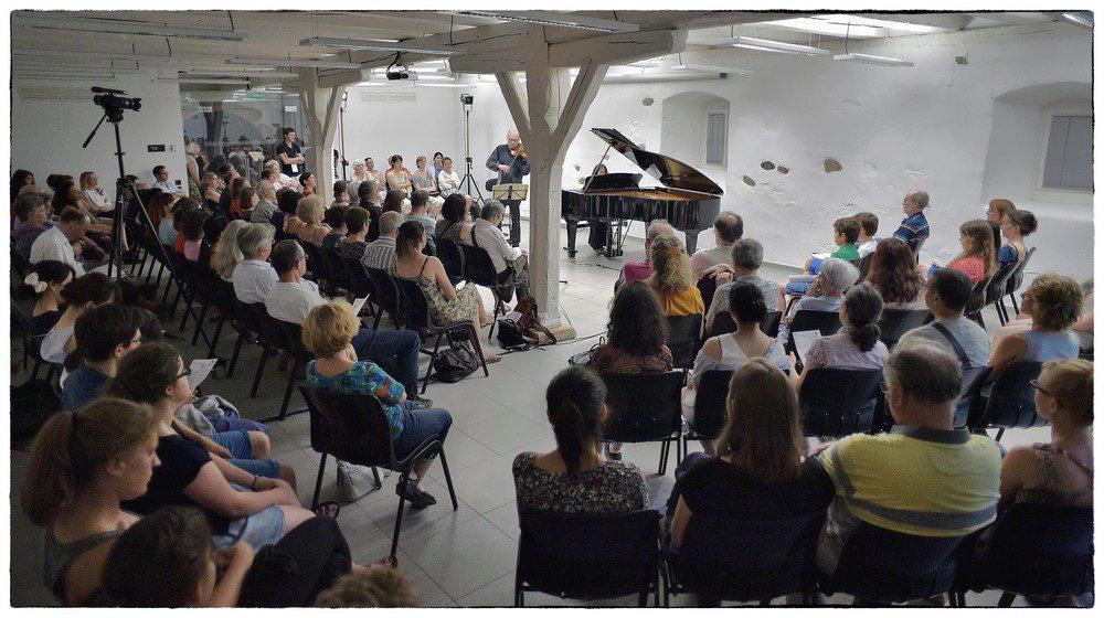 Concert à la Médiathèque de Rouffach @Jean-Jacques Schneider