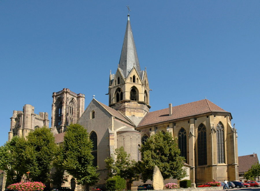 Eglise Notre-Dame - Rouffach @Ville de Rouffach