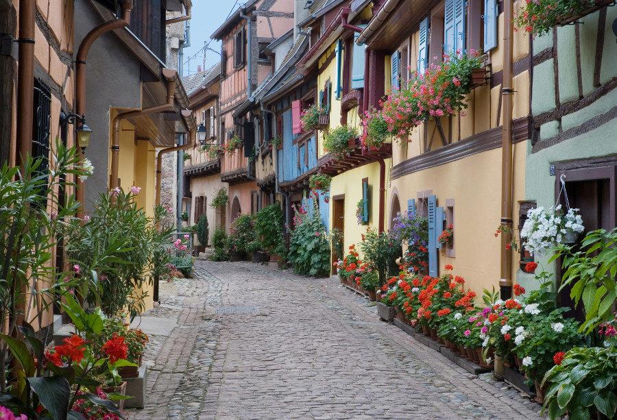 Rempart Sud d'Eguisheim @Mairie d'Eguisheim