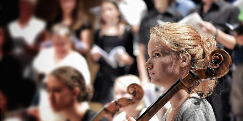 Orchestre à cordes @Jean-Jacques Schneider