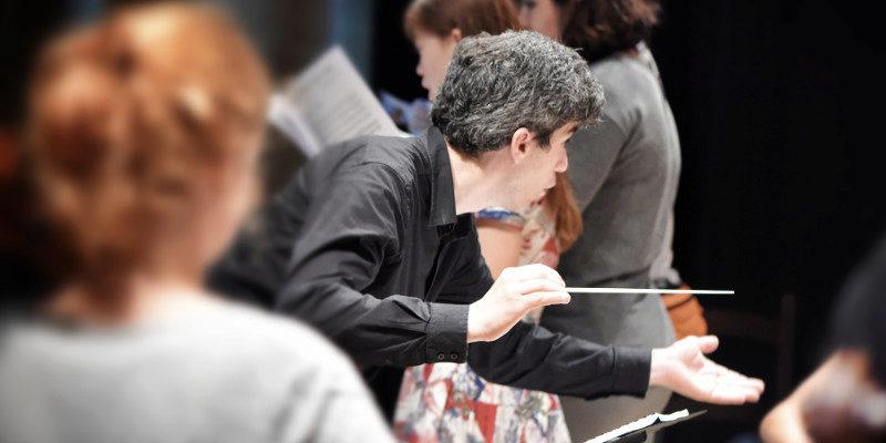 Orchestre de l'academie @Jean-Jacques Schneider