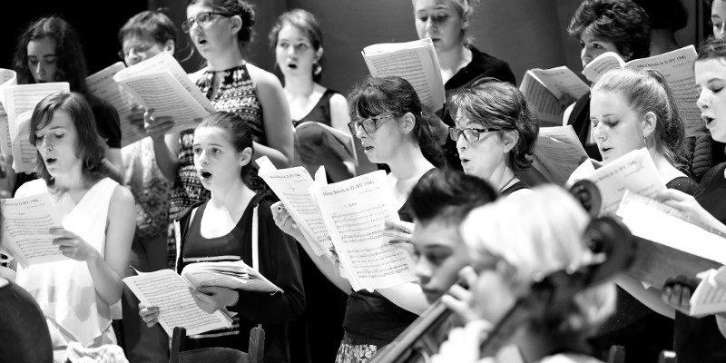 Orchestre des jeunes @Jean-Jacques Schneider