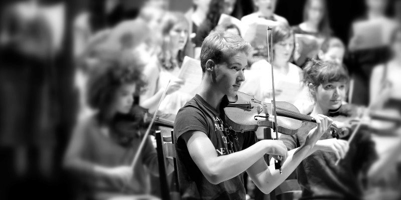 Orchestre du festival @Jean-Jacques Schneider