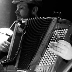 July 23rd | 8.30pm – Piano accordion