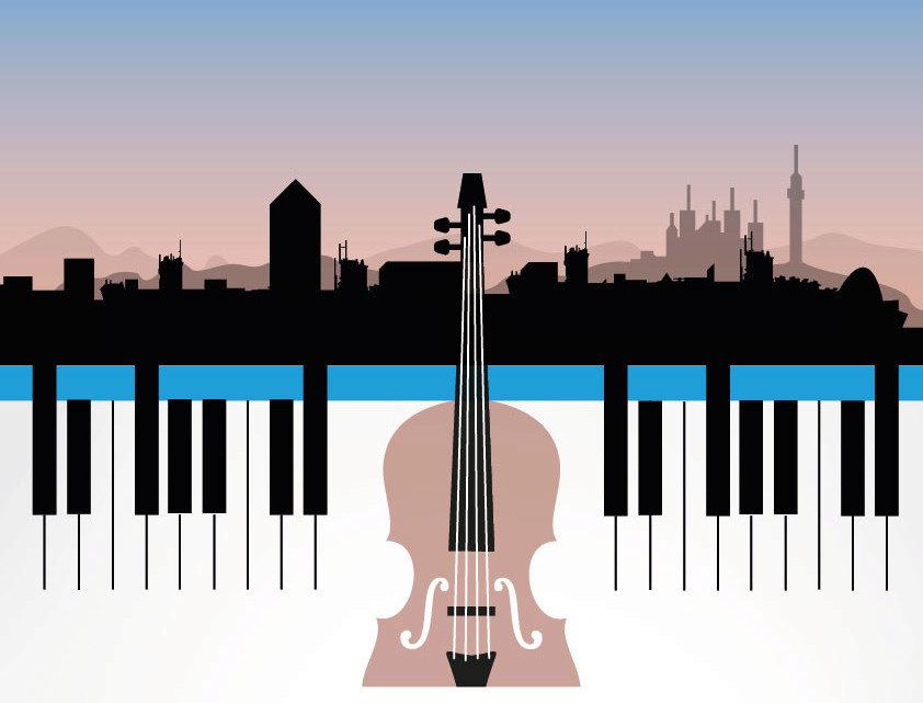 Création des master classes de Lyon Printemps Musical