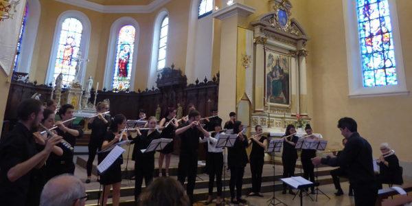Carte Blanche 04-08-2017 17h Eglise Eguisheim