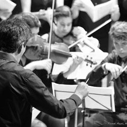 25 juillet   20h30 – Orchestre à Cordes et Chœur de l'Académie du Festival