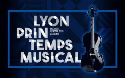 Master classes of Lyon Printemps Musical – 3rd edition