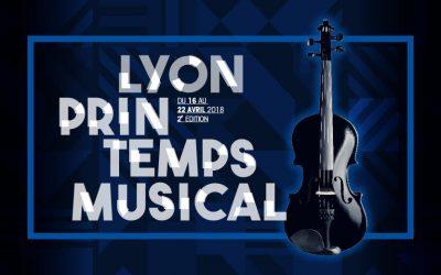 Master classes of Lyon Printemps Musical – 3rd edition