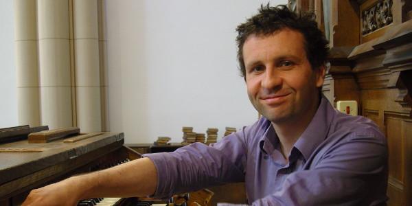 Lionel Avot - Organiste