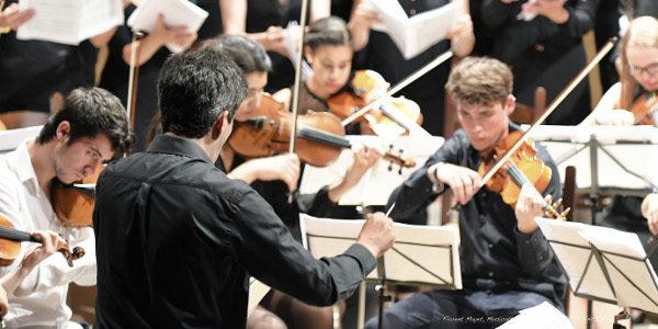 Orchestre Cordes et Choeur Musicalta - Direction Florent Mayet