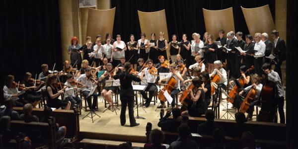 Orchestre et choeur des étudiants - Musicalta