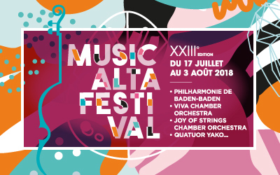 La 23è saison du Festival Musicalta est en ligne !