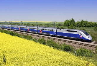 Reservation open at SNCF if you want to join us by train !