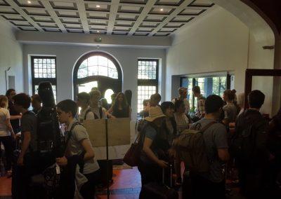 Etudiants de l'académie Musicalta