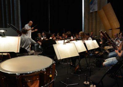 Francis Duroy et la Philharmonie de Baden Baden @Jean-Jacques Schneider