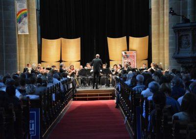 Francis Duroy et La philharmonie de Baden Baden
