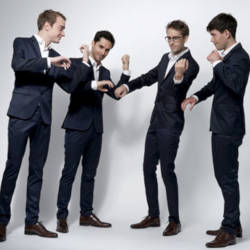 August 08th | 8.30pm – The Yako Quartet